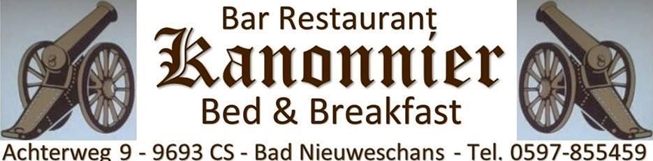 Bar Restaurant de Kanonnier